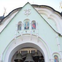 колокола храма Вознесения Христова :: Галина R...