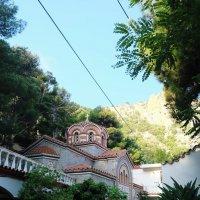 о. Крит, старый монастырь :: Ольга Васильева