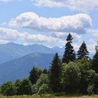 Западный Кавказ :: Петр Заровнев