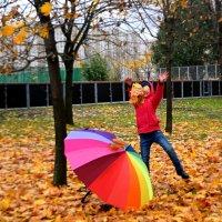 А дети во всём  находят счастье. :: Татьяна Помогалова