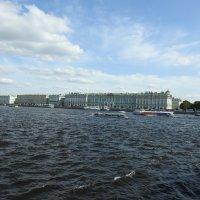 Однажды в Петербурге :: Natalia Harries