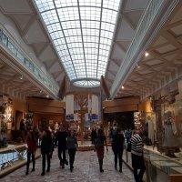 Один из залов Этнографического музея (Санкт-Петербург) :: Ольга И