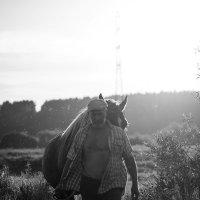 На закате :: Дмитрий Чернин