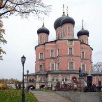 Донской монастырь. Большой собор Донской иконы Божией Матери. :: Oleg4618 Шутченко