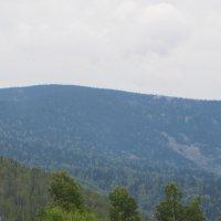 Гора Черный Салан (Шаман) - 1209 м. :: Владимир БОДАГОВ