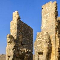 вход в древний Персеполь (Иран) :: Георгий А