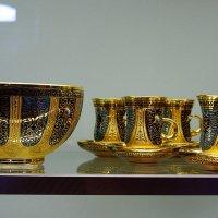 Чайный набор с большой чашей :: Зинаида Каширина
