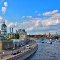 Москва праздничная :: Oleg S