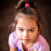 Детский портрет :: Сергей Боцвинов