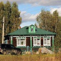 Домик на окраине :: Вячеслав Маслов