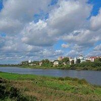 Облака над Полоцком ! :: Андрей Буховецкий