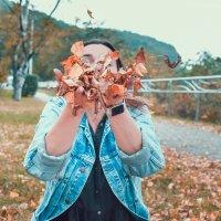 такая теплая осень :: Ксения Комина