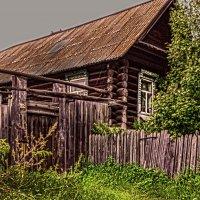 Старый дом :: Ирина АЛЕКСАндрович