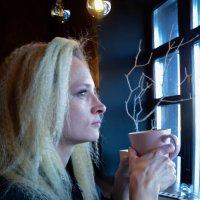 про кофе .... :: Аленка Алимова