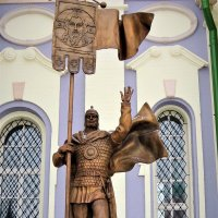 Скульптуры и памятники Тулы :: Вячеслав Маслов