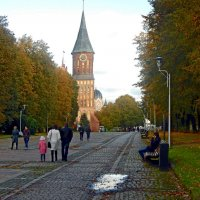Калининградская осень :: ТаБу