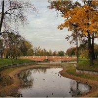 Осенний парк :: Татьяна repbyf49 Кузина