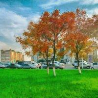 Осень :: Анатолий Чикчирный