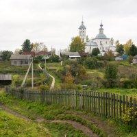 Осень в селе Кубенское :: Татьяна Копосова