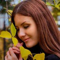 девушка осень :: Александра Пак