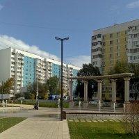 Крымская площадь. Самара :: MILAV V