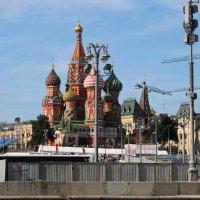 Москва :: Горкун Ольга Николаевна