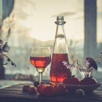Красное вино :: Ирина