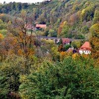 Осень пришла  в  долину  Таубер :: backareva.irina Бакарева