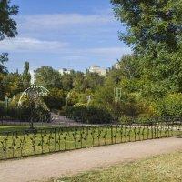 В парке :: Валентин Семчишин