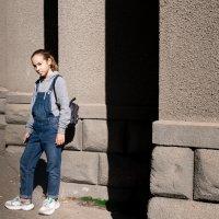 Городская прогулка :: Олеся Загорулько