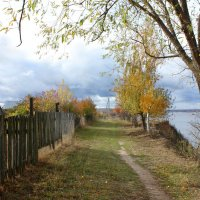 Осень на краю... :: Ната Волга