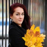Осенняя печаль :: Александра Крючкова