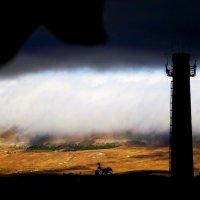 Труба...  Туман :: Евгений БРИГ и невич