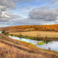 Осенний пейзаж :: Константин