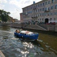 Северная Венеция. :-) :: Alexey YakovLev