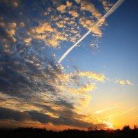 На закате дня... :: Serdechko (Лариса) Кальнина