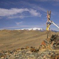 Вид на гору Монгун-Тайга :: Salamon2005