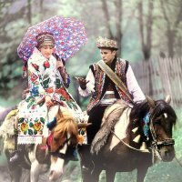 Весілля у буковинських Карпатах :: Степан Карачко