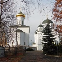 Монастырская тишина! :: Андрей Буховецкий