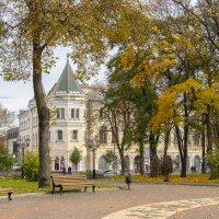 Осень в Чернигове :: Александр Крупский