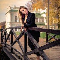 Утро в парке :: Victor150rus Липатов