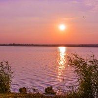 Закат свои смягчает краски. :: Виктор Малород
