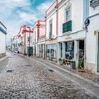 улочки ведущие к океану (Португалия) :: Александр Липовецкий