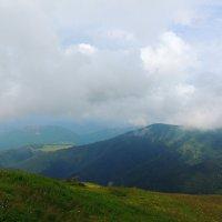 Чарует красою природа, гористый рисуя пейзаж... :: Гала