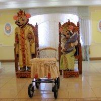 Король и королева мышей :: Марина Таврова