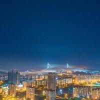 Ночной Владивосток :: Юрий
