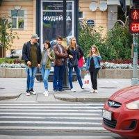 На переходе... :: Сергей Кичигин