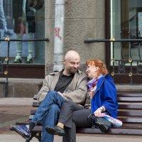 Счастливы вместе :: Александр Степовой