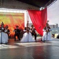 Ансамбль народной музыки,750 лет Золотой Орды. :: Хлопонин Андрей Хлопонин Андрей