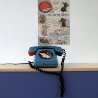 Мышиный телефон :: Марина Таврова